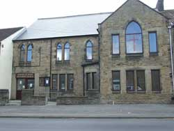Howden le Wear Methodist Church